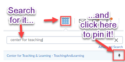 CTL d2l page image for search